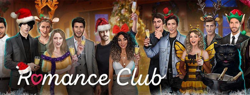Romance Club-mod-apk-download