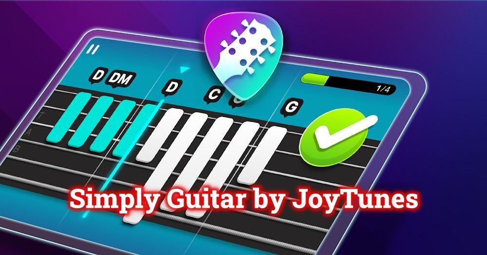 Simply Guitar by JoyTunes-premium-apk