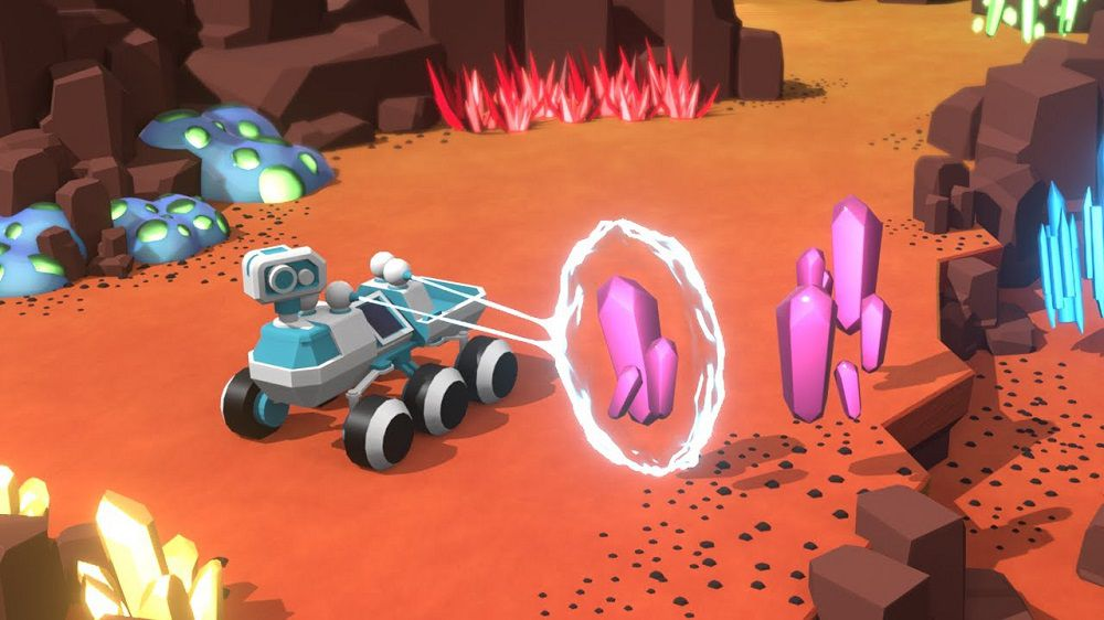 Space Rover-mod-apk-download