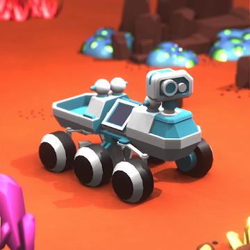 Space Rover: Planet mining
