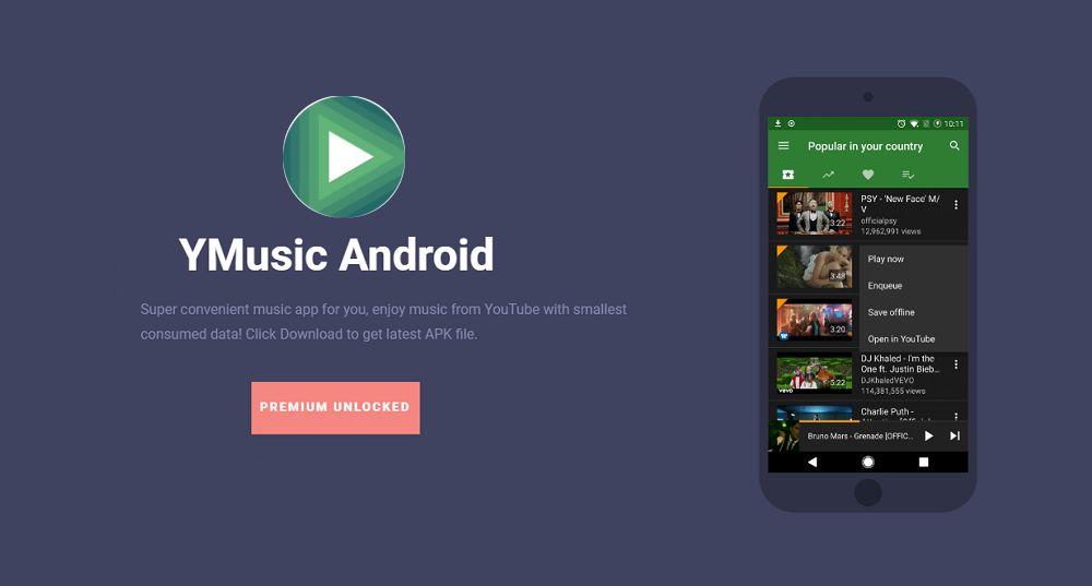 YMusic-premium-mod-apk